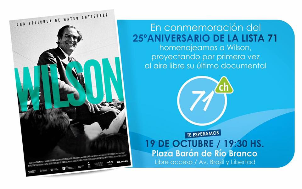 documental sobre Wilson